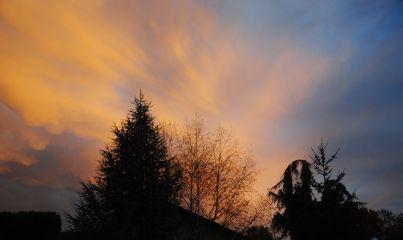 sky nature photography