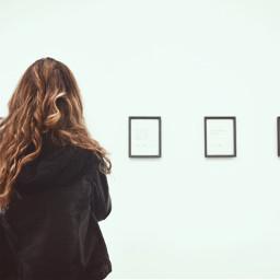 photography art museum artmuseum girl freetoedit
