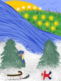 wdpdreamingofspring drawing art