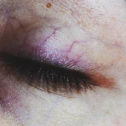 freetoedit eye veins creepy beautiful