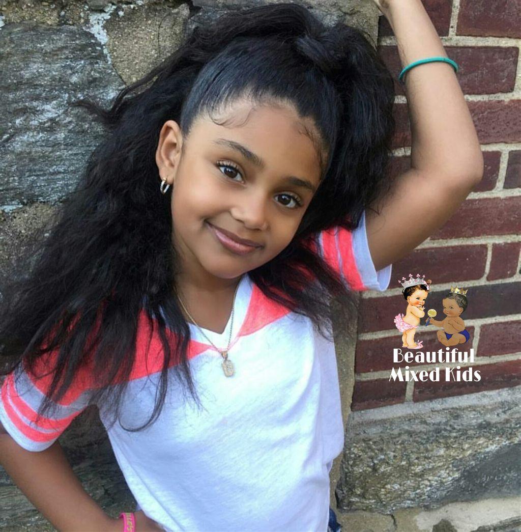 Sadia Maliya 6 Year Pakistani Amp African American