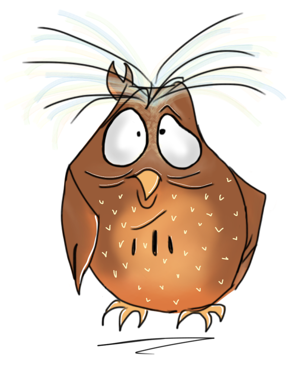 #FreeToEdit #ftestickers #bird #owl