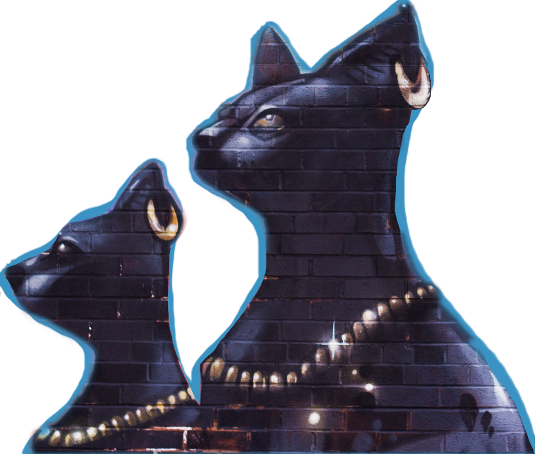 #FreeToEdit #ftestickers #cats #inspired