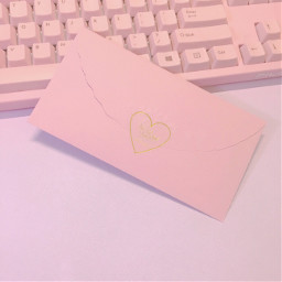 sweet love pink loveletter letter freetoedit