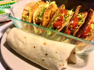 freetoedit tacos homemade dinner mexicanfood