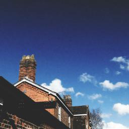 freetoedit trainstation church railway sky