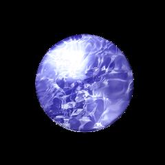 blue purple circle stickers freetoedit