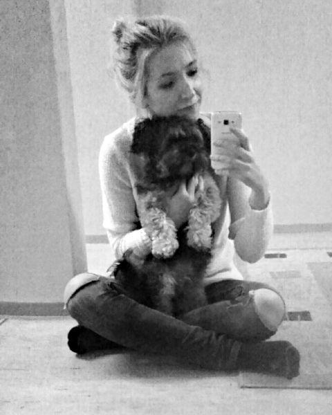 dog doglove doglover bestfriends blackandwhite