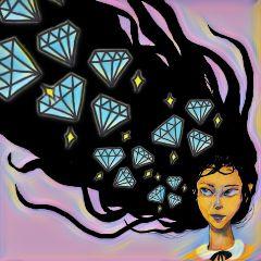 freetoedit longhair diamond