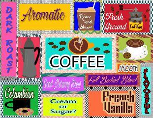 coffee food charldia