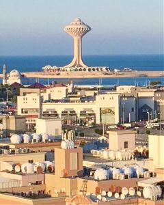 alkhobar city saudiarabia evening click freetoedit