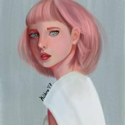FreeToEdit art drawing digitalart illustration doodle portrait