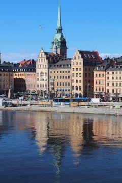 city architecture stockholm
