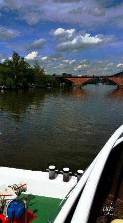 @csefi river landscape nature ship